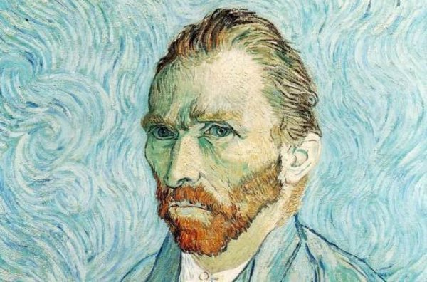 Autorretrato de Vincent van Gogh, que supo retratar las emociones de manera magistral